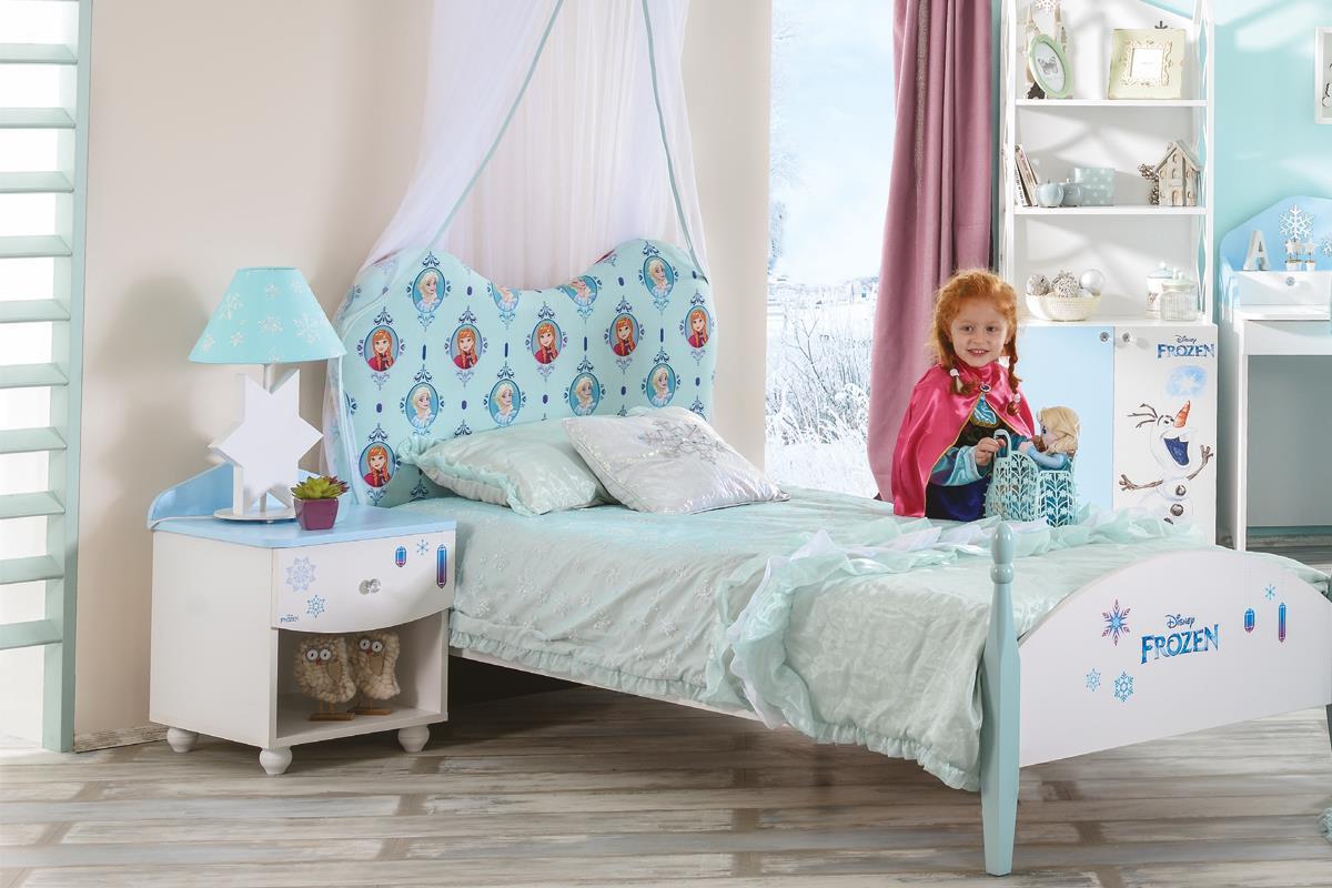 Cameretta walt disney frozen magnolo mobili arredamento cucine camere da letto sogliano - Letto di frozen ...