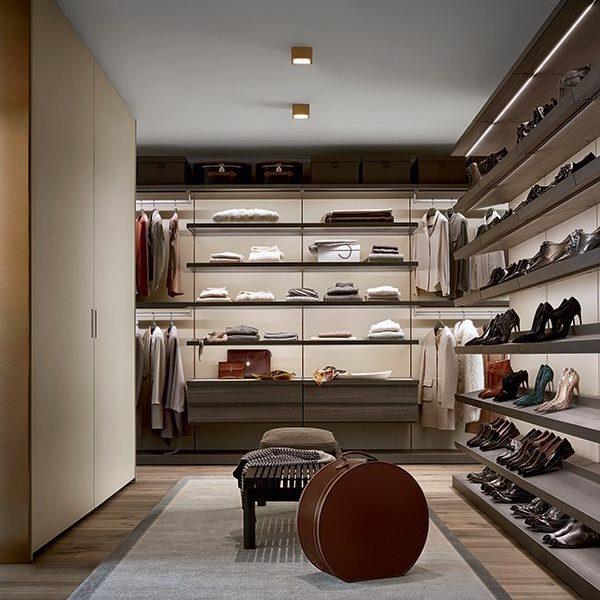 Cabina armadio Ubik - Magnolo Mobili arredamento, cucine, camere da ...