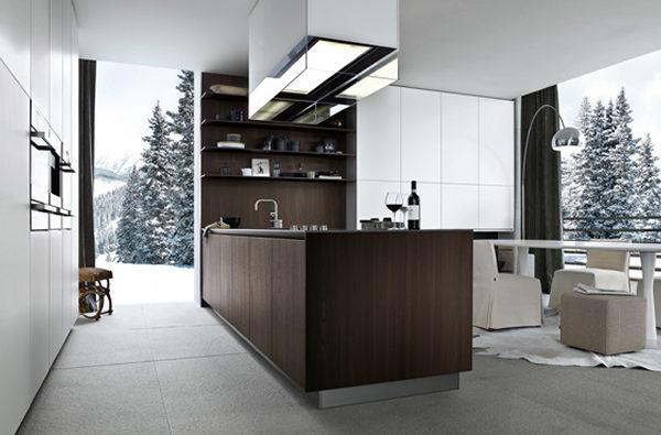 Cucina varenna twelve magnolo mobili arredamento cucine for 6 piani di casa colonica di 6 camere da letto