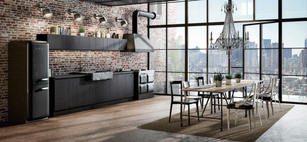 Cucina berloni b50 magnolo mobili arredamento cucine for Piani di progettazione della casa 3d 4 camere da letto