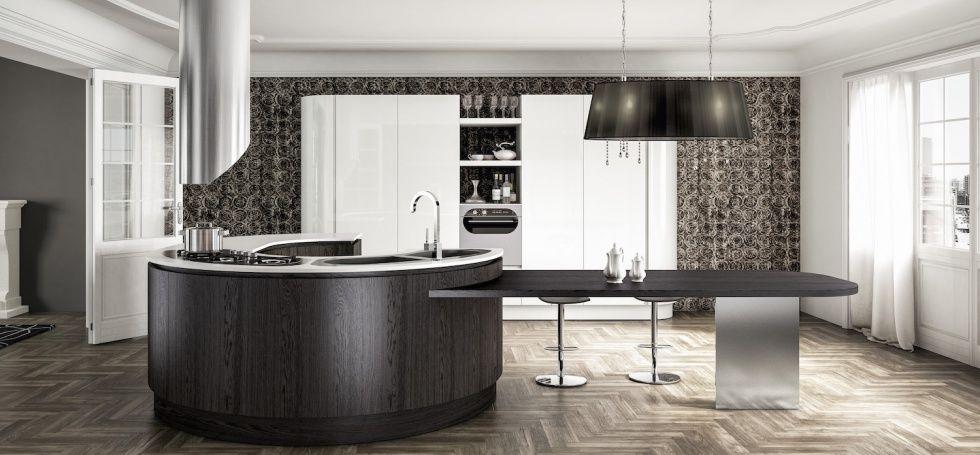 Cucina berloni b50 magnolo mobili arredamento cucine camere da letto sogliano cavour lecce - Cucine moderne berloni ...