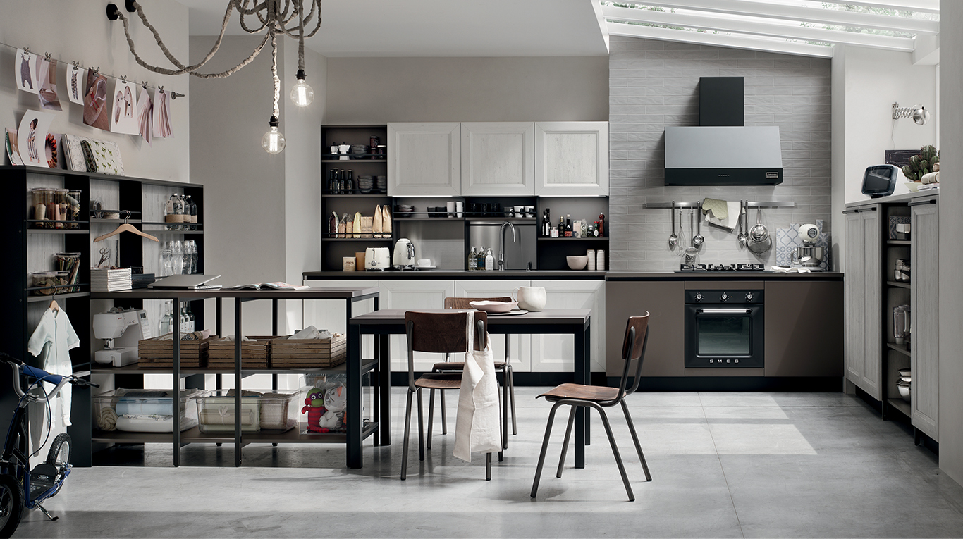 Cucina Veneta Cucine Tablet - Magnolo Mobili arredamento, cucine ...