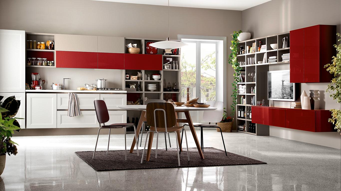 Cucina veneta cucine tablet magnolo mobili arredamento cucine camere da letto sogliano - Veneta cucine catalogo ...